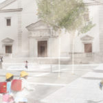 Two piazzas in Gorizia thumb